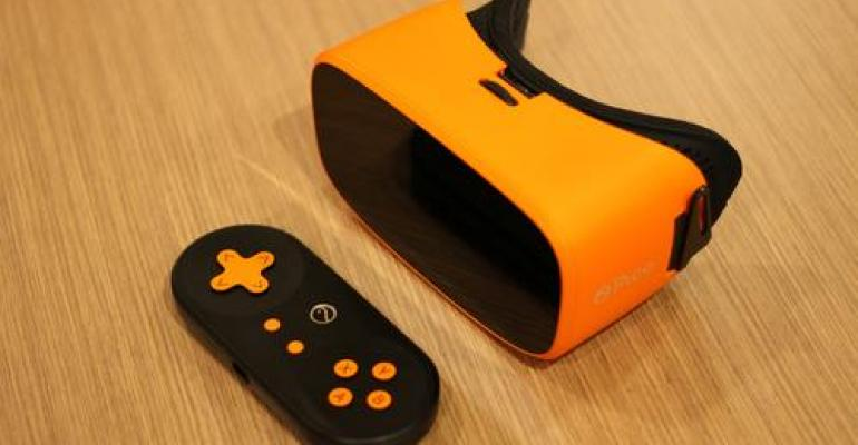 Pico Wants VR to be a Stand-Alone, Mobile Experience