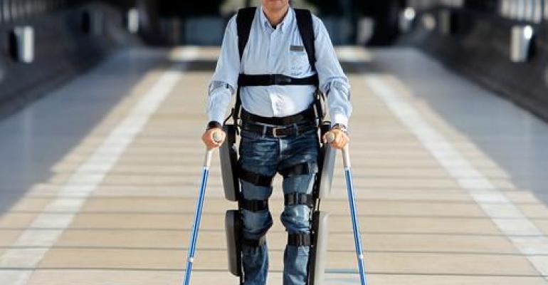 Mechatronics Delivers Greater Mobility for Paraplegic Patients