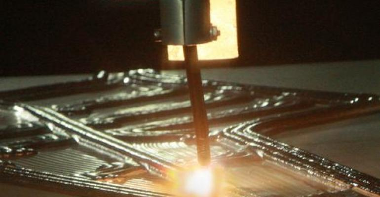 Video: Sciaky to Sell Its Huge Metals 3D Printers