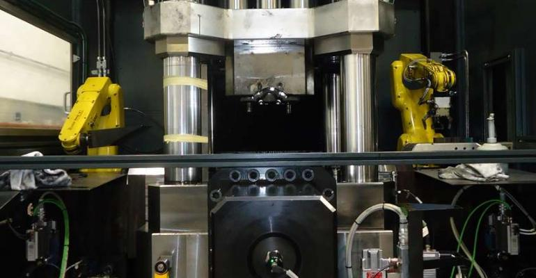 Rockwell Automation, automotive manufacturing, servo motors, servo press, flexibility, open systems