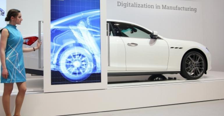Siemens PLM, digital twin, CAE, simulation, big data, CAD