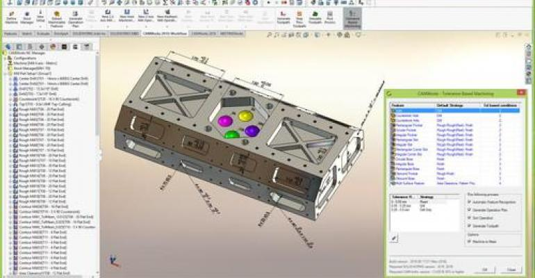 Changes in CAD Functionality Keep Coming