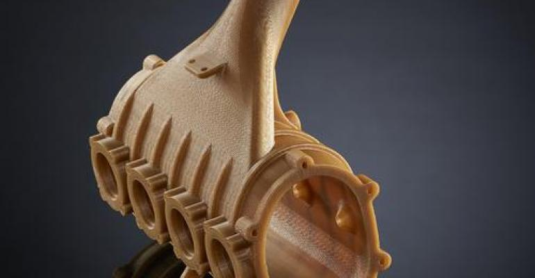 3D Printing Stars at Euromold Show