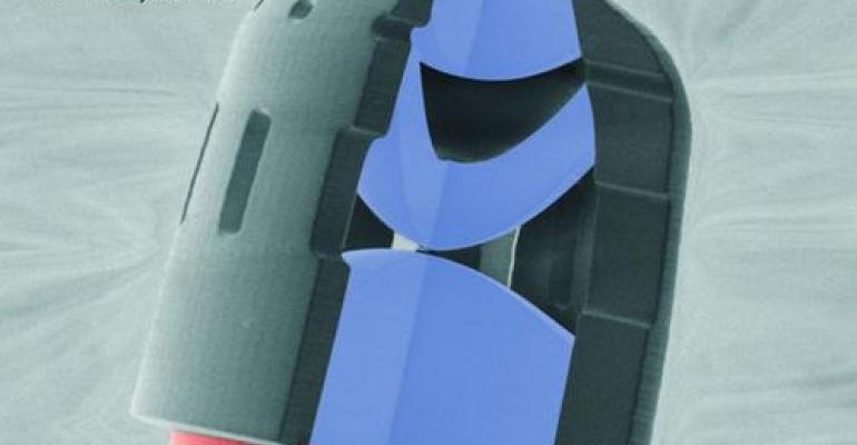 Tiniest 3D-Printed Lenses Made with Femtosecond Lasers
