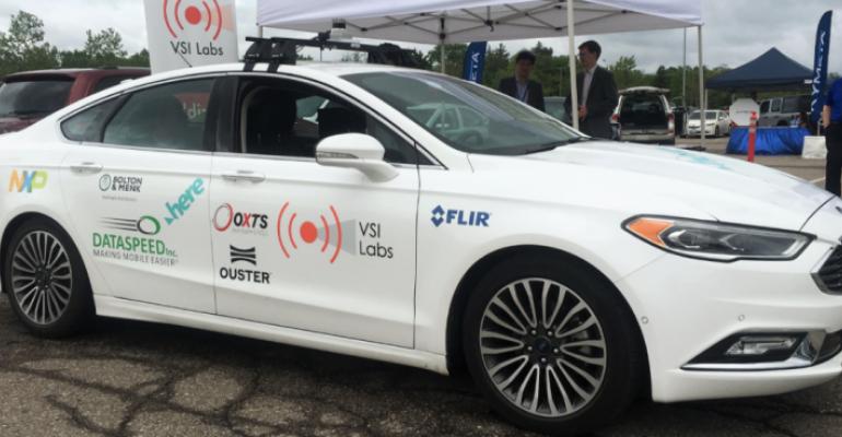 VSI Labs, Autonomous Vehicles