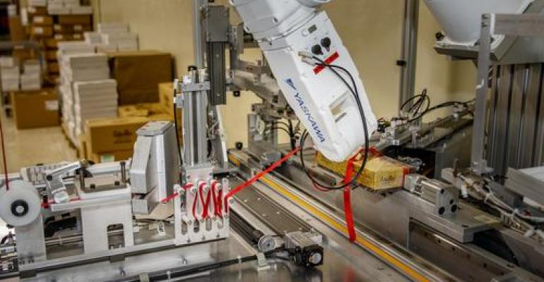 Mechatronics Solution Is Adept Enough to Produce a Bow-Tying Robot