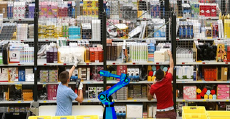 Amazon Holds Contest to Innovate Warehouse Automation