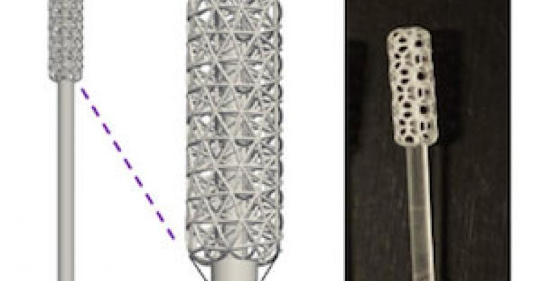 3D-printed swabs from Carbon