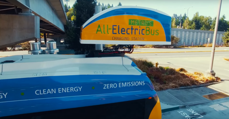 Proterra Designs Its Buses as Cleansheet Electric Vehicles