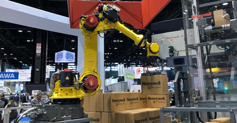robots, robotic integration, automation platforms, palletizing, packaging, supply chain tools, warehouse tools, AMRs