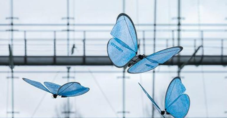 Meet Festo's Biomimicry-Inspired, 3D-Printed Bionic Insects