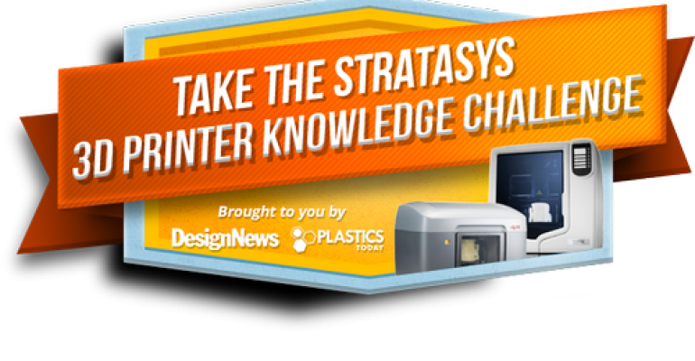 Think You Know 3D Printing? Take The Challenge