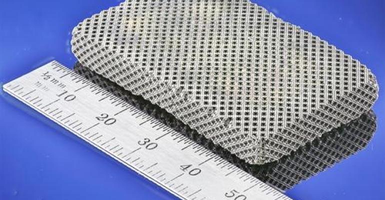 3D Printing Helps Scale Nano-Materials in Unprecedented Way