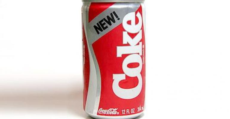 The Failure of 'New Coke' Is a Helpful Lesson for Engineers