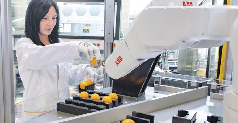 B&R Industrial automation, robotics, intelligent tracking systems