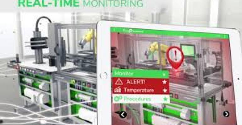 Schneider Electric, software, maintenance, IoT digital tools, augmented reality