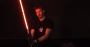 This DIY Lightsaber Cuts Through Metal