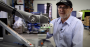 molder with collaborative robot
