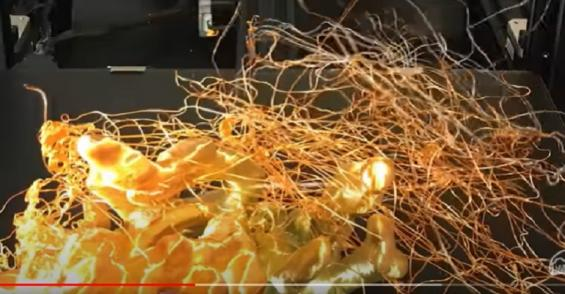 Want to See Funny Fails? Watch as 3D Printing Spins into Chaos
