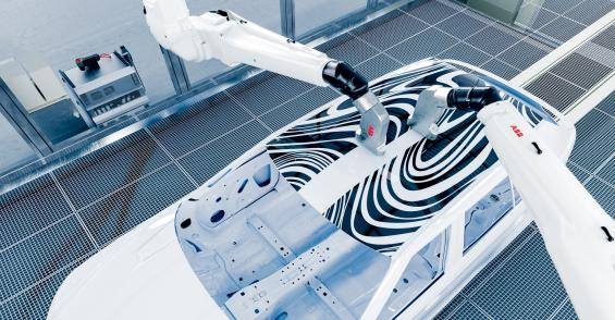 Want Cool Supplier News? Try Robot Painting and Biocompatible Adhesives