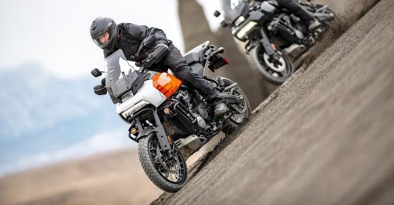 Harley-Davidson Bursts into Adventure Bike Market