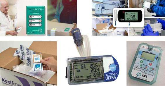 5 New Temperature Control Devices Monitor Medical Shipments