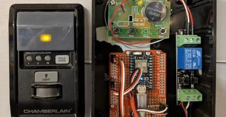 How to Add IoT Connectivity to Your Garage Door Opener