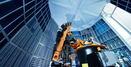 TUV Rheinland, robots, cobots, robotics, workforce, cybersecurity, safety standards, IoT