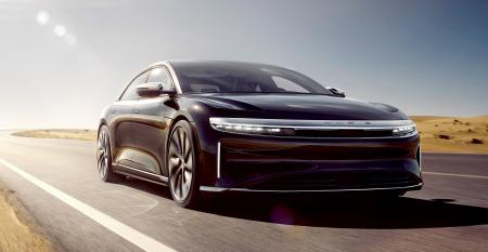 A Silicon Valley Startup's 'Lucid' Take on EV Technology