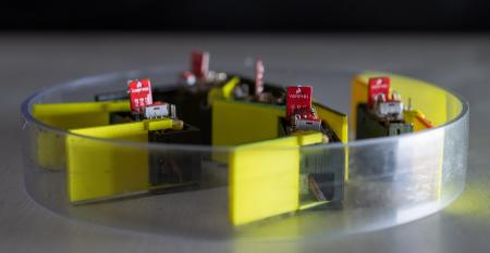 Someday We May Make Robots Out Of Smaller Robots
