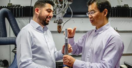 sound vibrations, alloys, additive manufacturing, AM, MIT University, ultrasound, metallic materials, microscopic structure, 3D-printing