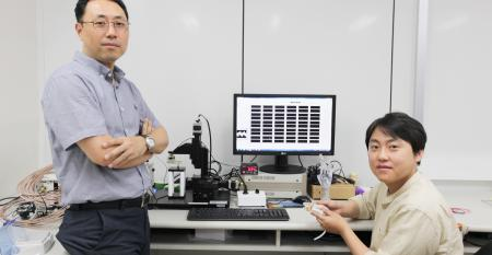 Electronic Skin, Robots, Prosthetics, Daegu Gyeongbuk Institute of Science and Technology, South Korea, DGIST